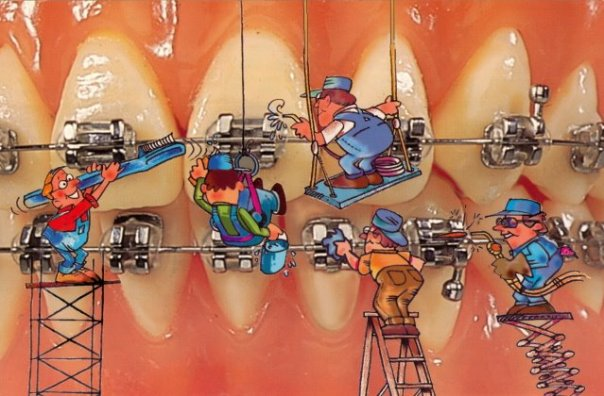 Advertising - Dentist, Braces