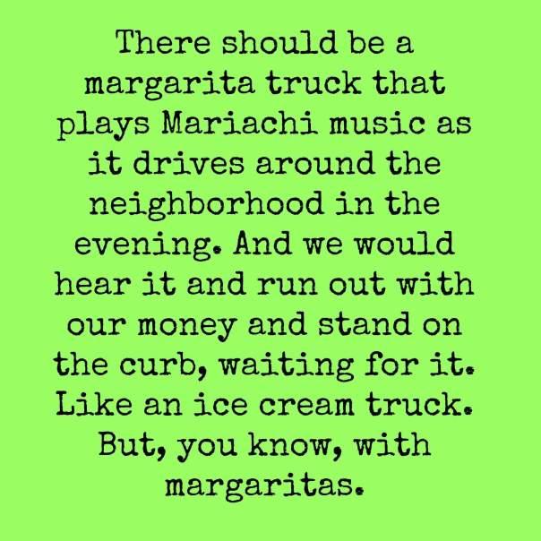 It\'s the Margarita truck! | Deep Fried Bits