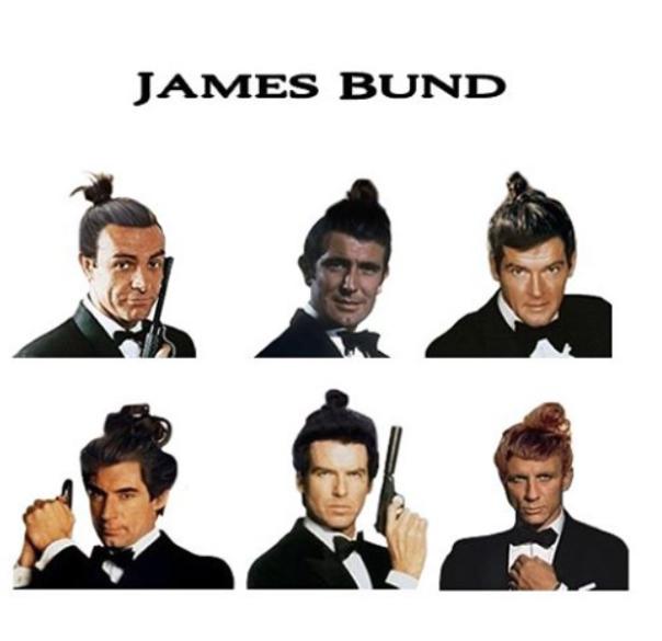 James Bund