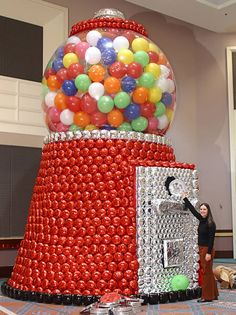 Bizarre Gumball Machines