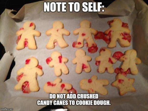 Casualty cookies